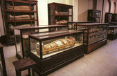 Mummies at the Egyptian Museum — 图库照片