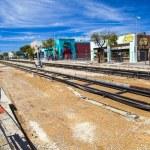 ������, ������: Streetcar renovation downtown Tucson Arizona