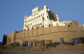 Sultans Palace, Seyun, Wadi Hadramaut, Yemen — Stock Photo