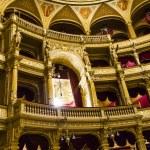 Постер, плакат: Old state opera Opera house in Budapest