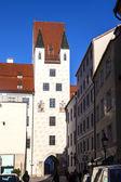 старый суд в мюнхене, бывший дом людовика iv — Стоковое фото