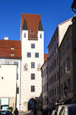La vieja corte en munich, antigua casa de louis iv — Foto de Stock