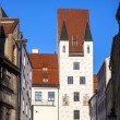The old court in Munich, former home of Louis IV — Stock Photo #22944466