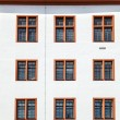 Old University, Domus Universitatis, Mainz, Rhineland-Palatinate - Stock Photo