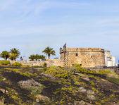 Castillo de San Jose in Arrecife — Stock Photo