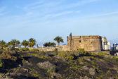 Castillo de san josé, em arrecife — Foto Stock