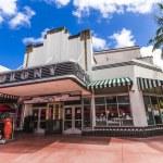 Famous Colony Art Deco Theater — Stock Photo #29260421