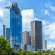 Stock Photo: Skyline of Houston, Texas