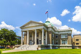 Famous historic city hall in Lake Charles — Stock Photo