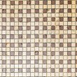 Harmonic tiles pattern at the floor — Stock Photo