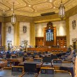 House of chambers in Louisiana State Capitol — Stock Photo #29651577
