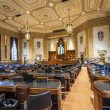 House of chambers in Louisiana State Capitol — Stock Photo #29652051