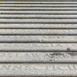 All american states are engraved at the steps to the parliament — Stock Photo