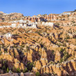 Beautiful landscape in Bryce Canyon with magnificent Stone forma — Foto Stock