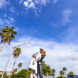 Stock Photo: Statue Unconditional surrender by Seward Johnson