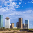 Cityscape of Houston — Stock Photo