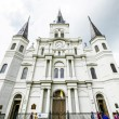 St. Louis Cathedral in New Orleans — Stock Photo