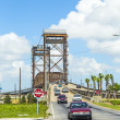 Draw bridge at Lower Ninth Ward  — Stock Photo