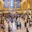 rush hour in grand central station  — Stock Photo