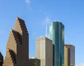 View on downtown Houston — Stock Photo