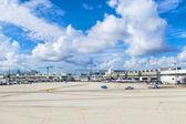 Miami international Airport — Stock Photo