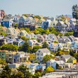 Urban villages in San Francisco — Stock Photo #31503633