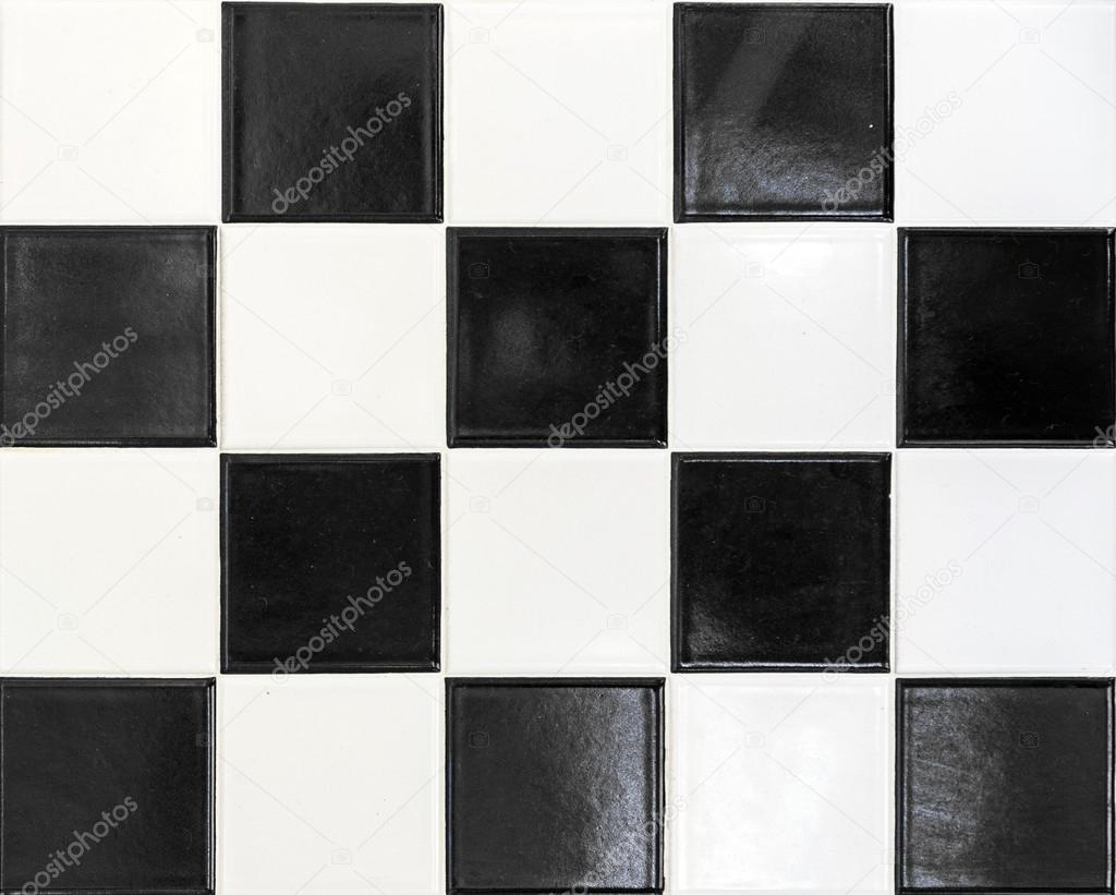 Azulejos de parede preto e branco no padrão harmônico  #726A59 1024x821 Azulejos Para Banheiro Branco E Preto