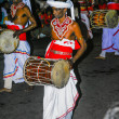 Stock Photo: Musicians participate festival PerHerin Kandy