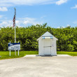 Smallest Post Office in the United States — Stock Photo