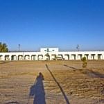 """Amargosa Opera House & Hotel in village """"Death valley Junction"""" — Stock Photo #35495245"""