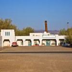 """Amargosa Opera House & Hotel in village """"Death valley Junction"""" — Stock Photo"""
