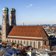 Church of Our Lady (Frauenkirche) in Munich (Germany, Bavari — Stock Photo #38012321