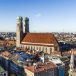 Church of Our Lady (Frauenkirche) in Munich (Germany, Bavari — Stock Photo #38013297