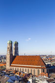 The Church of Our Lady (Frauenkirche) in Munich (Germany, Bavari — Stock Photo