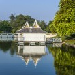Stock Photo: Summer Palace Bang Pa-In at Ayutthaya