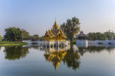 Summer Palace Bang Pa-In at Ayutthaya — Stock Photo