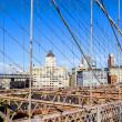 Brooklyn Bridge in New York — Stock Photo #39483019