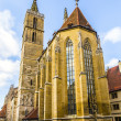 St. Jakobs-Church at Rothenburg ob der Tauber — Stock Photo #39988967
