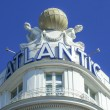 Logo of Hotel Atlantic — Stock Photo