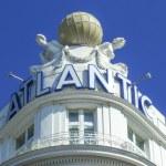 Logo of Hotel Atlantic — Stock Photo