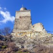 Stock Photo: Famous old castle Falkenstein