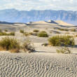 Stock Photo: Desert landscape in death valley without people