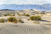 Desert landscape in the death valley without people — Stock Photo