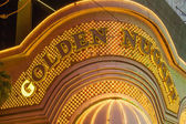 Golden Nugget hotel and casino in downtown Las Vegas  — Stock Photo