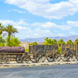 Постер, плакат: Artists Point Along Artists Drive Death Valley National Park