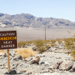 ������, ������: Artists Point Along Artists Drive Death Valley National Park