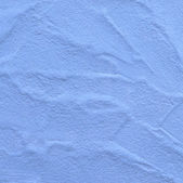 Old blue structured wall — Stock Photo