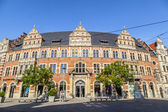 Former Main Post Office, Anger, Erfurt — Stock Photo