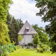 Goethe's Garden House at Park an der Ilm in Weimar — Stock Photo