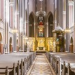 Inside the Marktkirche — Stock Photo